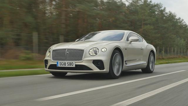 Eerste rijtest: Bentley Continental GT, het toppunt van verfijning?