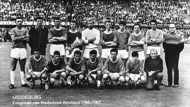 Boek over hoogtijdagen voetbalvereniging Middelburg