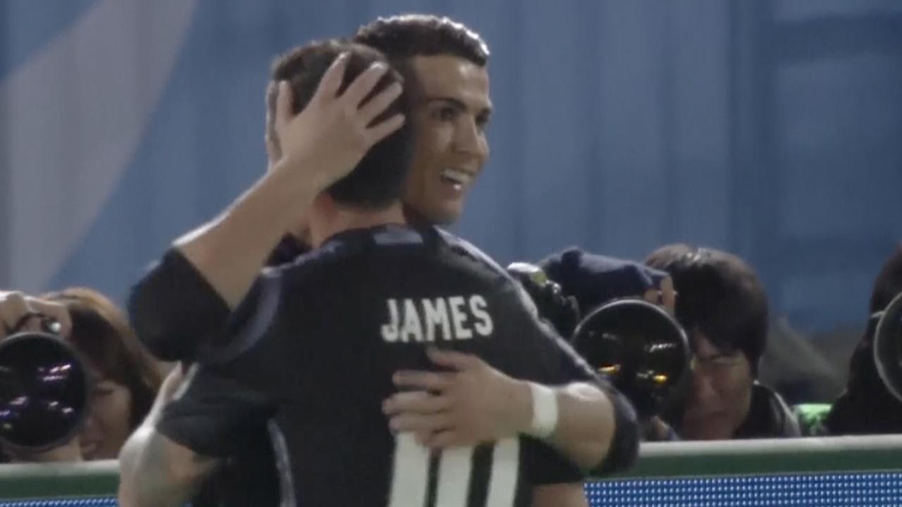 Real Madrid bereikt finale WK clubs na winst op Club America