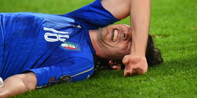AC Milan half jaar zonder aanvoerder Montolivo