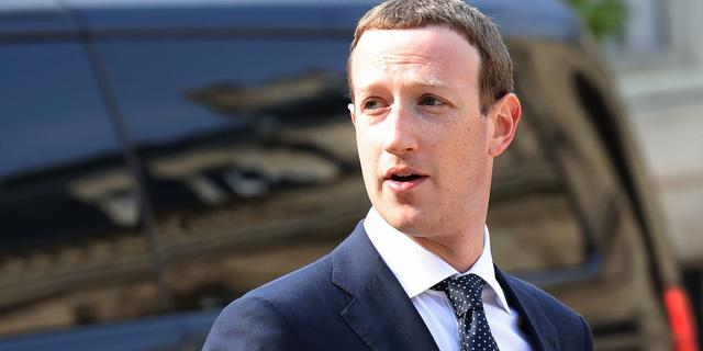 Beveiliging Mark Zuckerberg kostte vorig jaar ruim 23 miljoen dollar