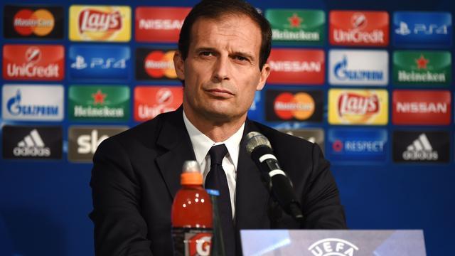 Juve-coach Allegri blijft optimistisch ondanks wisselende resultaten
