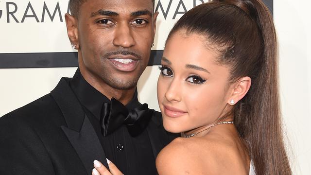Ariana Grande had weinig moeite met breuk Big Sean
