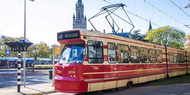 164 nieuwe bomen op tramroute naar Scheveningen