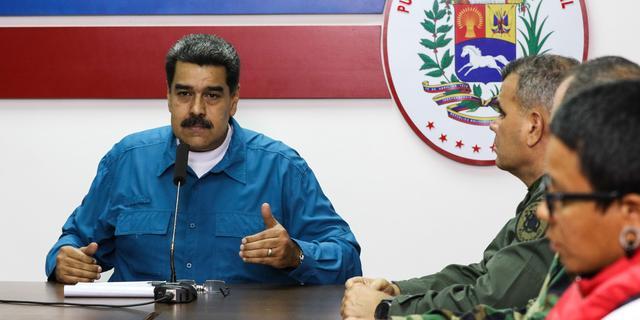 President Venezuela kondigt stroomrantsoen van dertig dagen aan