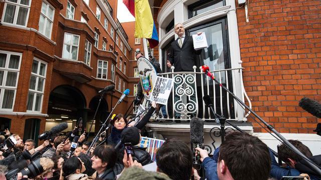 Assange noemt uitspraak VN-panel 'overwinning'