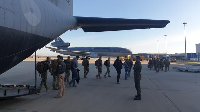 Defensie bouwt rol in Irak verder af, overweegt nieuwe bijdrage missie Mali