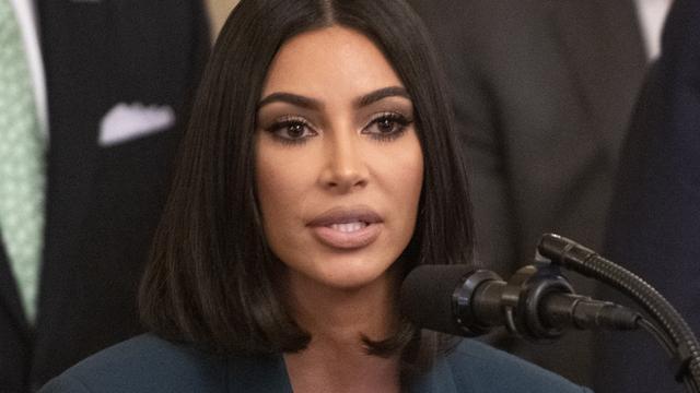 Kim Kardashian was bij Rodney Reed toen zijn doodstraf werd uitgesteld