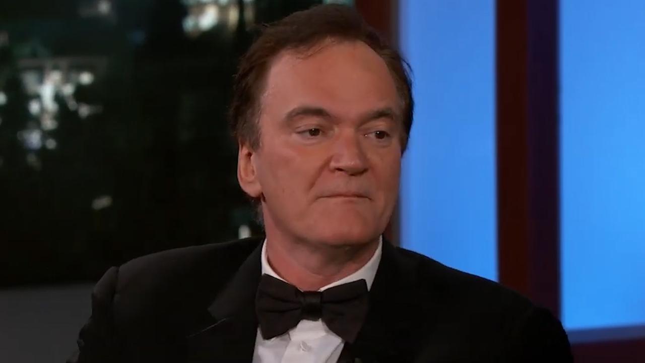 Tarantino: 'Tiende film mijn laatste voordat ik kinderen neem'