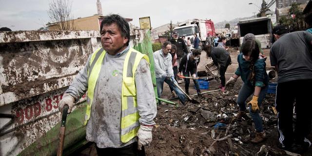 Zware aardbeving treft westkust van Chili