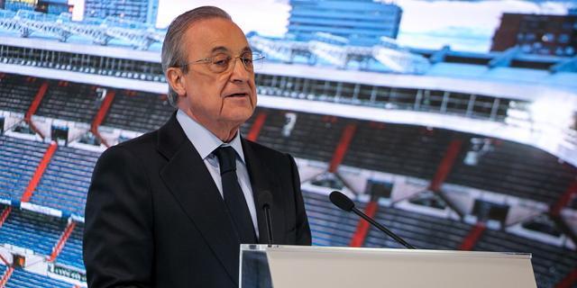 Real-voorzitter Pérez sluit grote zomeraankopen uit vanwege coronacrisis