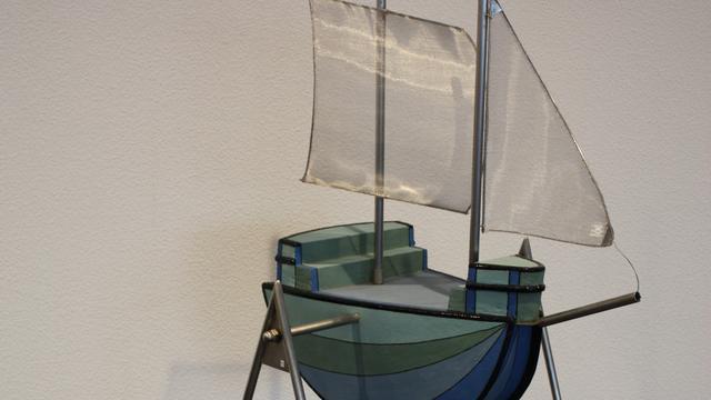 'Het schip van Michiel' mooiste kunstwerk Noord-Beveland