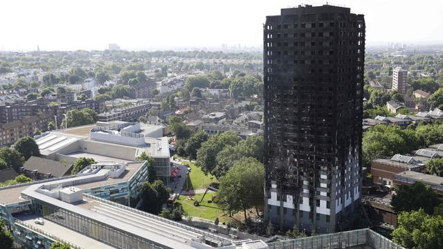 Definitief dodental brand woontoren Londen pas na maanden bekend