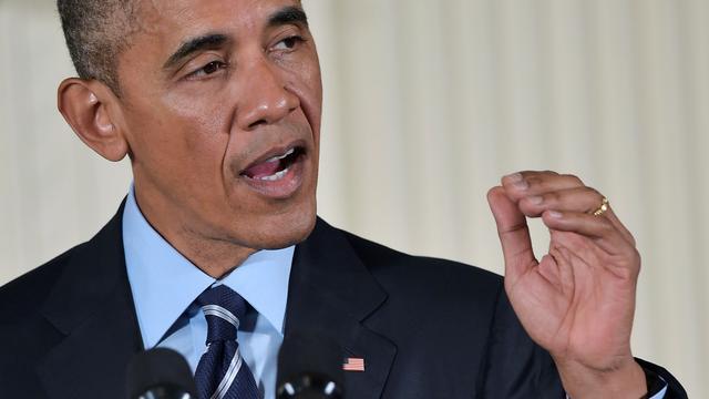 Obama vraagt Erdogan democratische waarden te respecteren