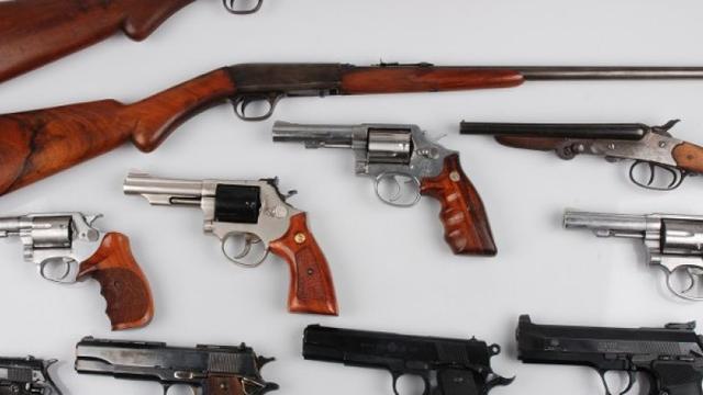 Australiërs leveren ruim vijftigduizend illegale vuurwapens in