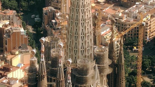 Ontwerp uitkijktoren van Sagrada Família in Barcelona onthuld