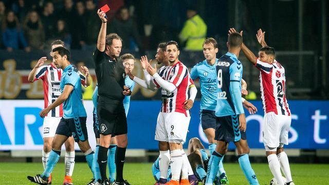 Schorsing Willem II-spits Sol teruggebracht tot twee wedstrijden