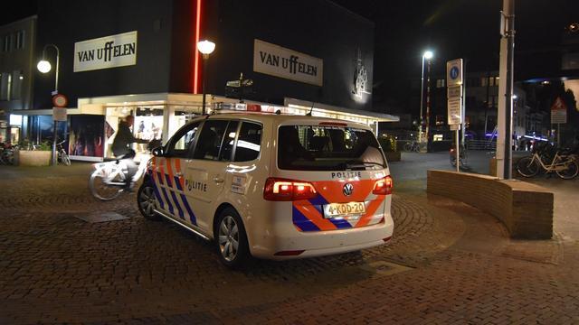 Mannen met inbrekerswerktuigen aangehouden op J.C. Hoogendoornlaan