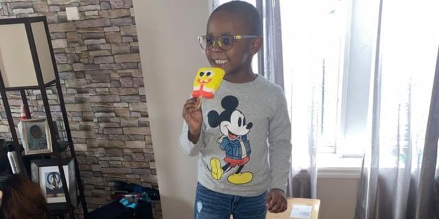 Vierjarige jongen in New York bestelt voor bijna 2.000 euro aan ijsjes