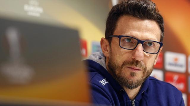Strootman krijgt Di Francesco als nieuwe trainer bij AS Roma