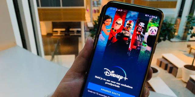 Disney brengt streamingdienst Disney+ exclusief in Nederland uit
