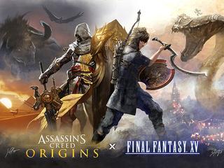 Kleding en vaardigheden uit Assassin's Creed komen naar Final Fantasy