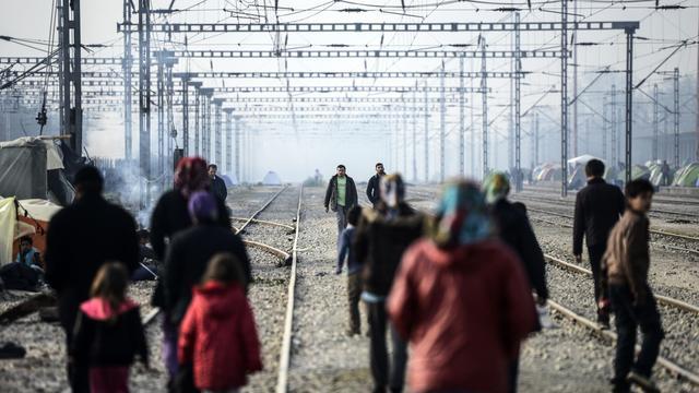 56 miljoen voor verbetering Griekse migrantenopvang