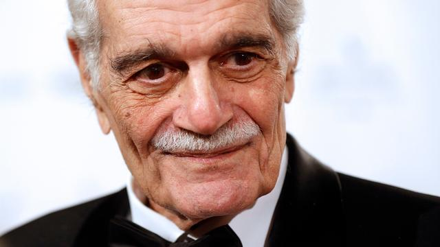 Lawrence of Arabia-acteur Omar Sharif heeft Alzheimer