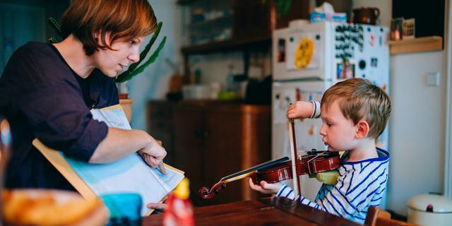 Hoe stimuleer je muzikaal talent van jouw 'kleine Mozart'?