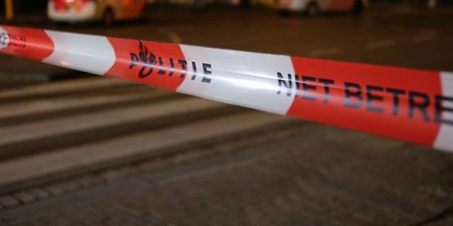 Man overleden na ongeval op Landscheidingsweg bij Den Haag