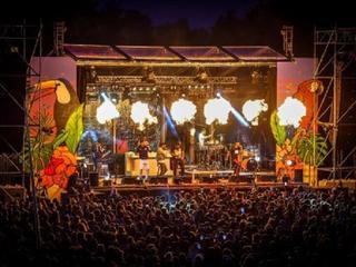 Artiesten La Fuente en Freddy Moreira sloten festival af