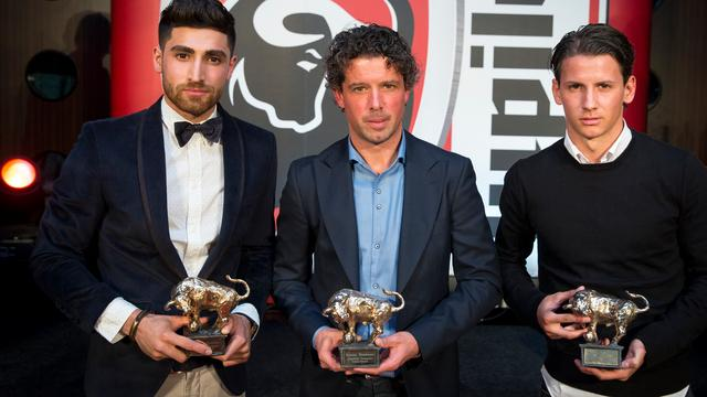 Jahanbakhsh gekozen tot beste speler Jupiler League