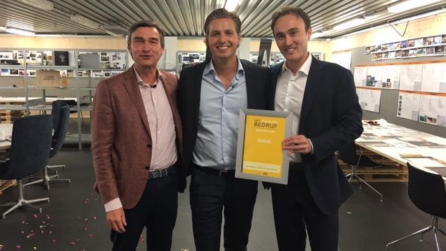 Bolidt uit Hendrik-Ido-Ambacht vitaalste bedrijf Zuid-Holland
