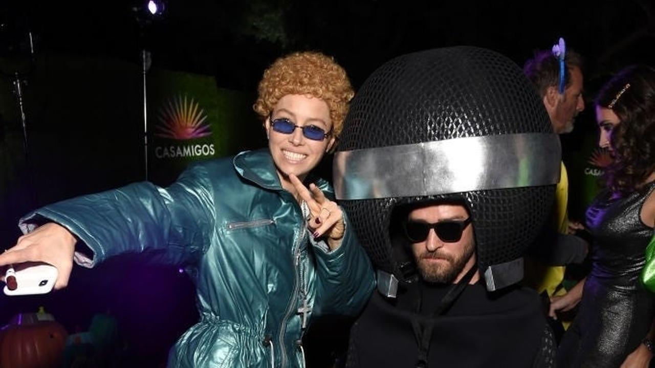 *NSYNC-kostuum was volgens Jessica Biel idee van Justin Timberlake