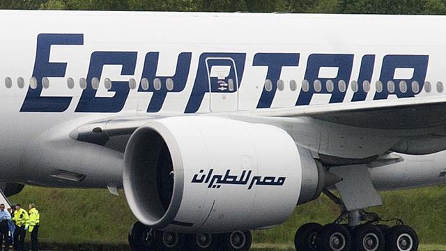 'Voicerecorder gecrasht toestel EgyptAir gevonden'