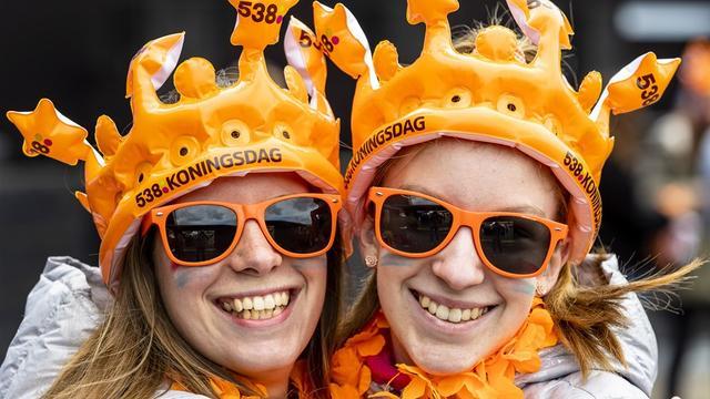 Breda viert Koningsdag 2019