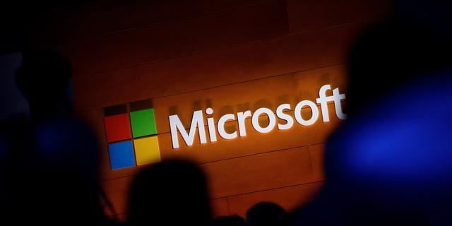 Microsoft boekt recordkwartaal en schiet omhoog in nabeurshandel