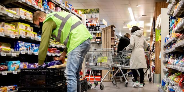 Supermarkten vragen alleen vaccinatiebewijs als overheid dat verplicht