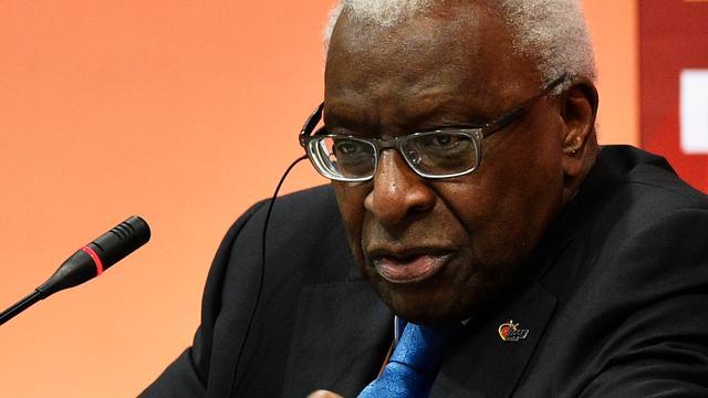 IAAF klaagt ook zoon Diack aan voor overtredingen dopingregels