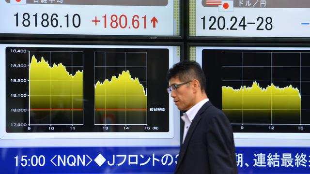 Japanse beurs lijdt klein verlies