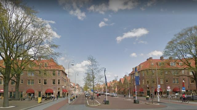 Gemeente haalt I Amsterdam-letters weg uit Van der Pekstraat in Noord