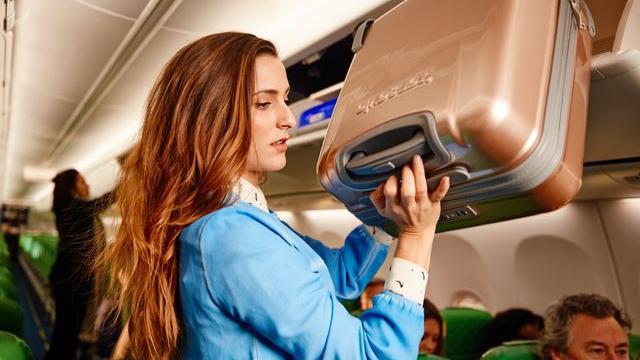 Transavia laat passagier die zeker wil zijn van handbagage betalen