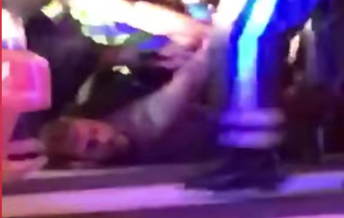 Dave Roelvink opgepakt in Amsterdam na achtervolging