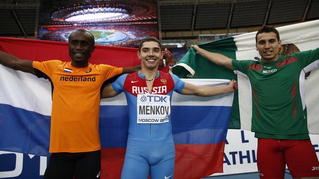 Groen licht voor zestien Russische atleten vlak voor WK in Londen