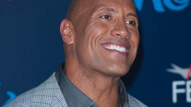 Zwangerschap van vriendin Dwayne 'The Rock' Johnson was niet gepland
