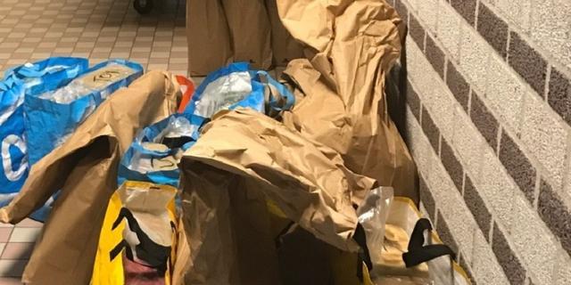 Politie Rotterdam onderschept zeshonderd kilo drugs