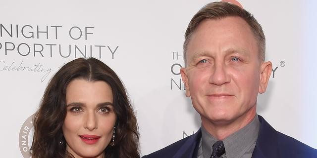 Daniel Craig en Rachel Weisz hebben dochter gekregen