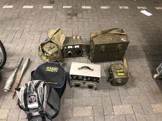 In voertuig lagen vermoedelijk gestolen spullen