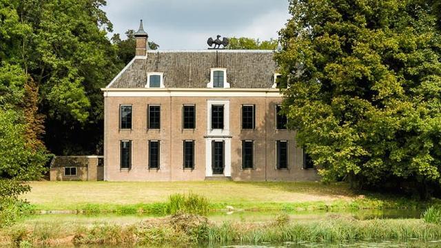 Kunstuitleen Utrecht mag gebruik maken van landhuis Oud Amelisweerd