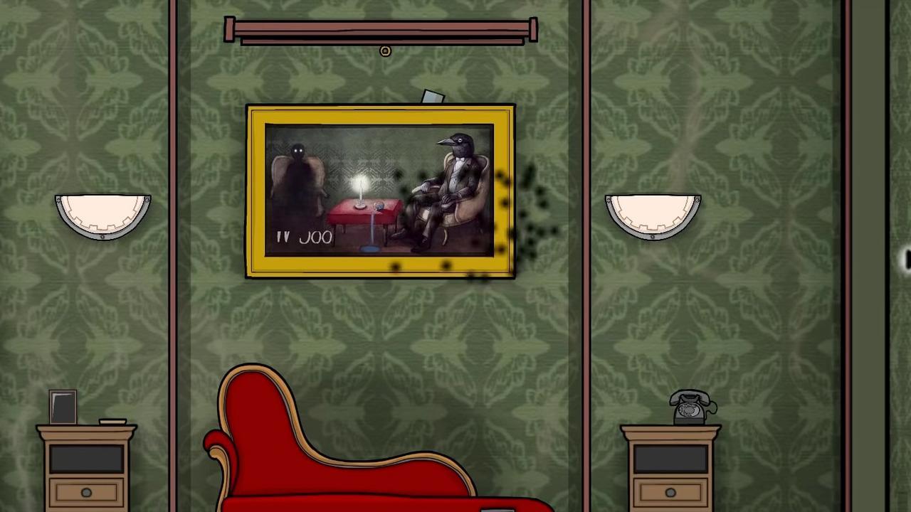 Trailer Cube Escape: Paradox